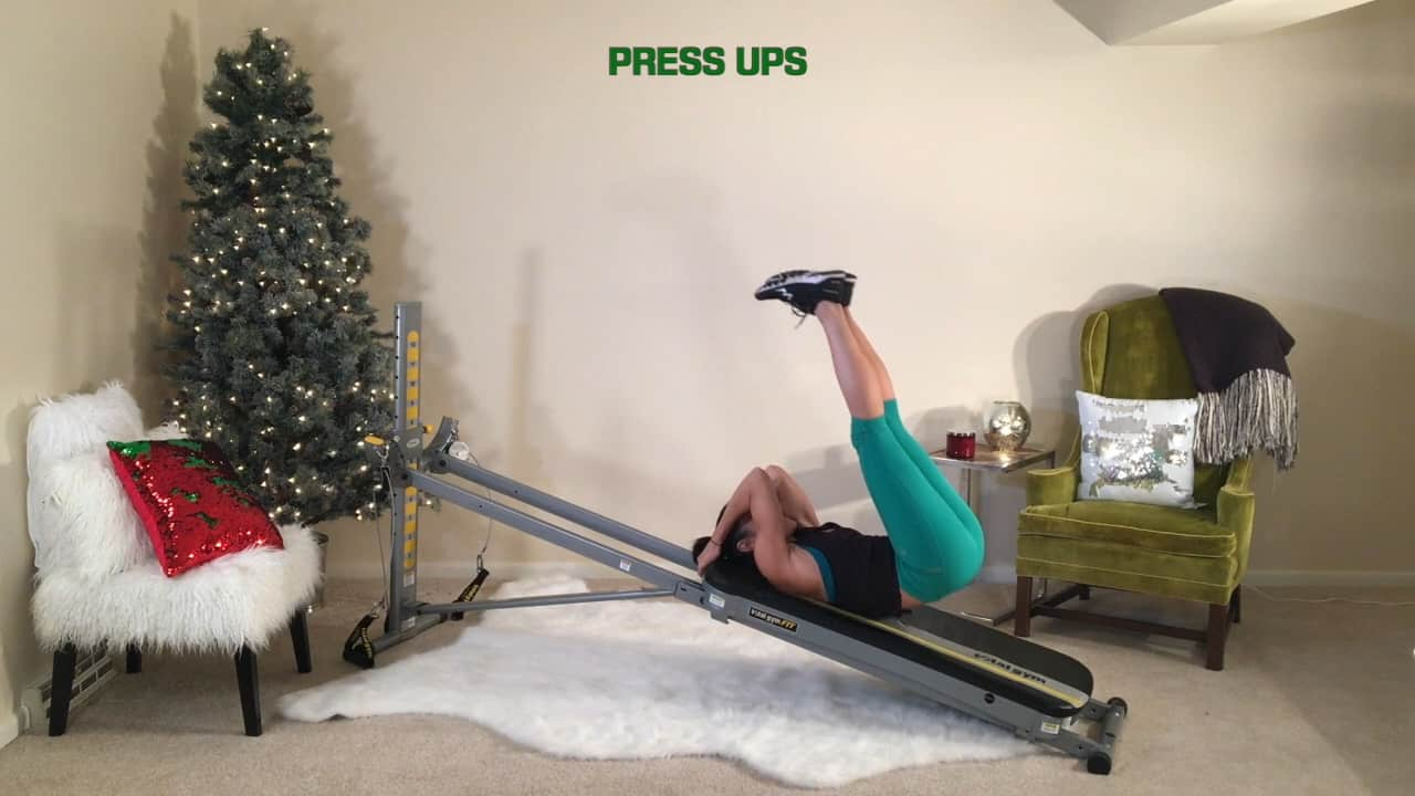 12 Days of Fitness Challenge: 12th Day of Fitness