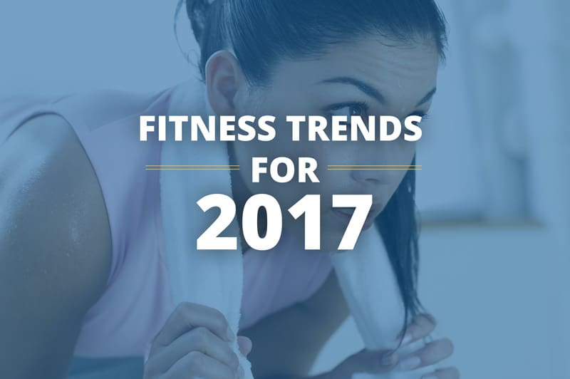 Five Fitness Trends for 2017