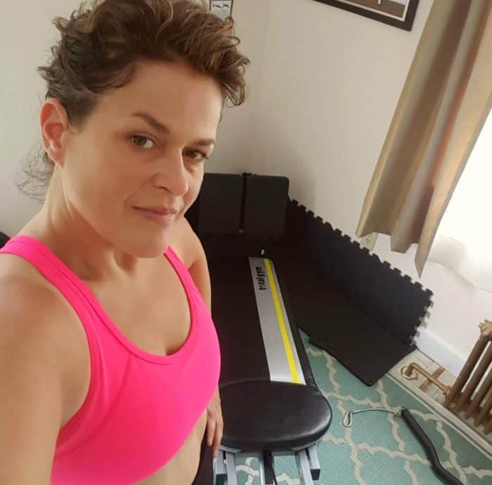 Total Gym Addicts, Kate's Story
