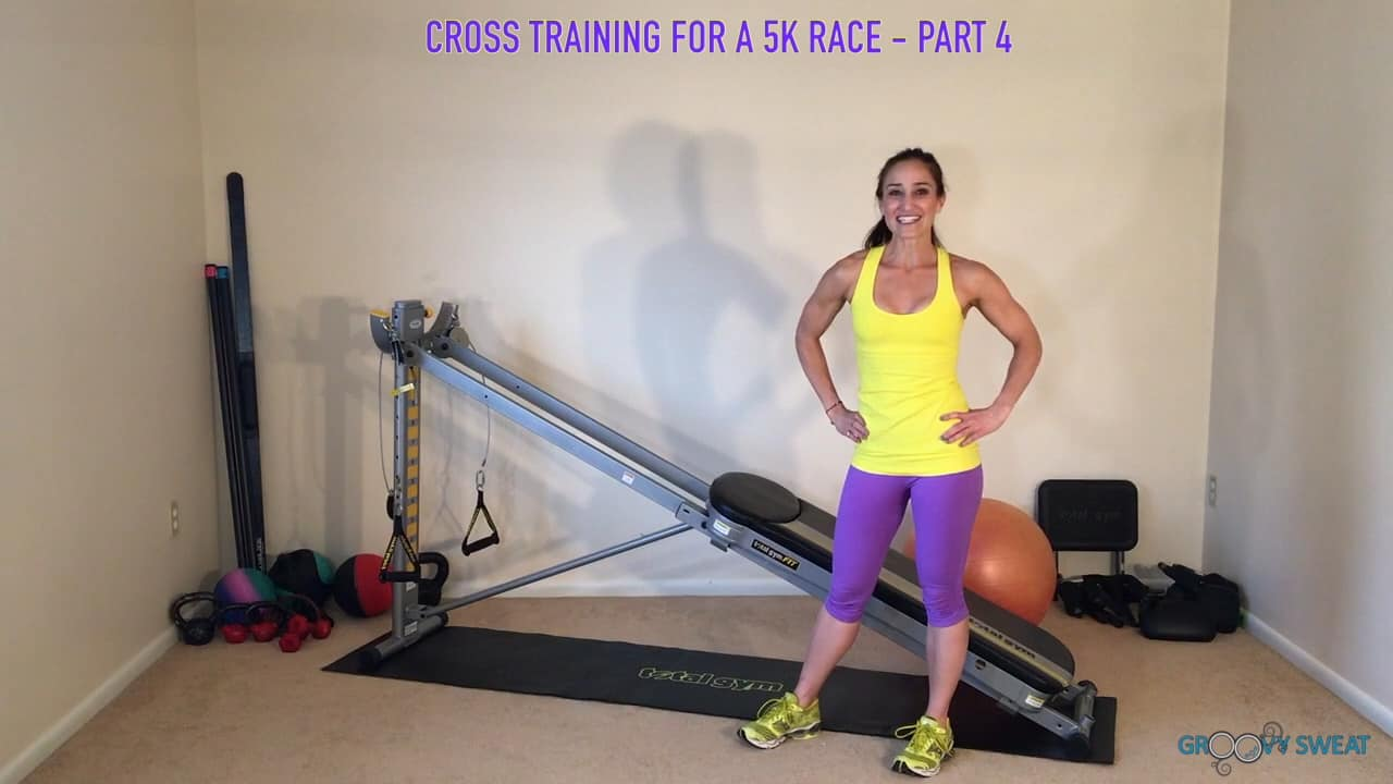 Training for Your First 5K – Week 4