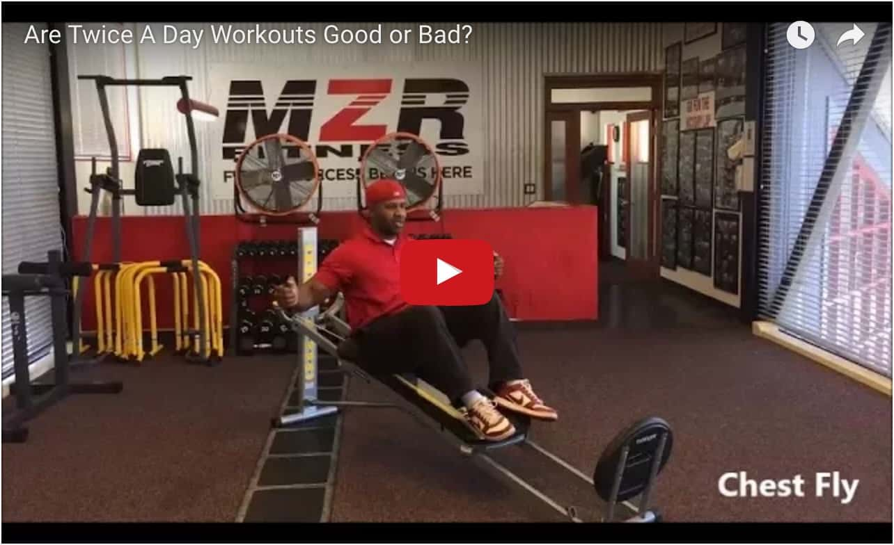 Are Twice-A-Day Workouts Good or Bad video