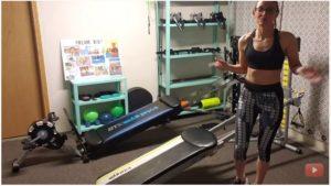 Cassandra's Fierce in 5 Total Gym Workout