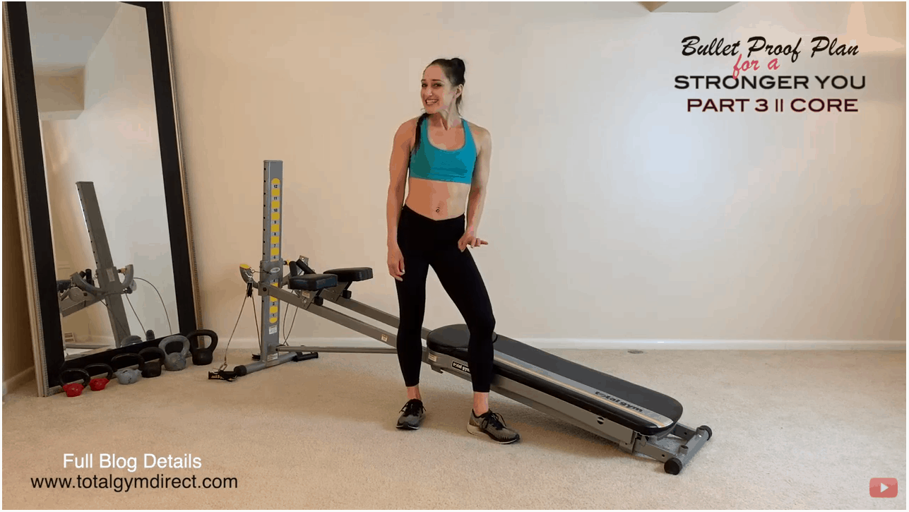 Bullet Proof Plan for a STRONGER YOU – Part 3: Core