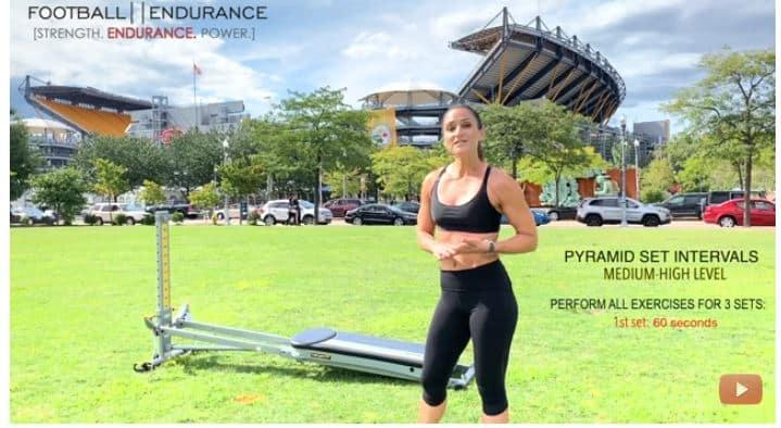 Football Conditioning: Strength, Power, Endurance – Part 3 Endurance