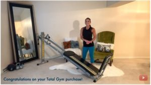 How to Get Started with Your New Total Gym