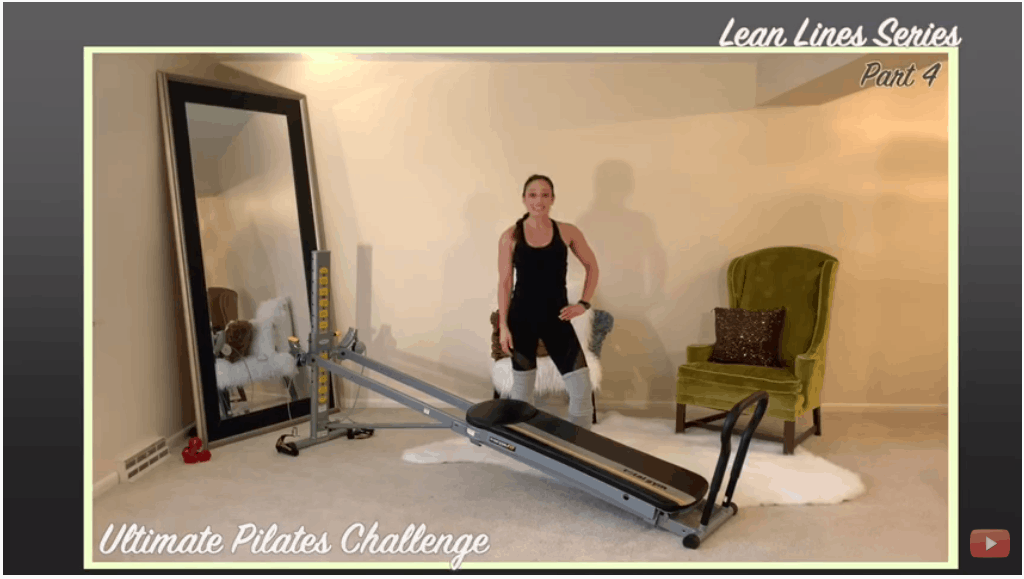 READY, SET, GLOW LEAN LINES WORKOUT SERIES – PART 4: ULTIMATE CHALLANGE! ADVANCED PILATES MOVEMENTS