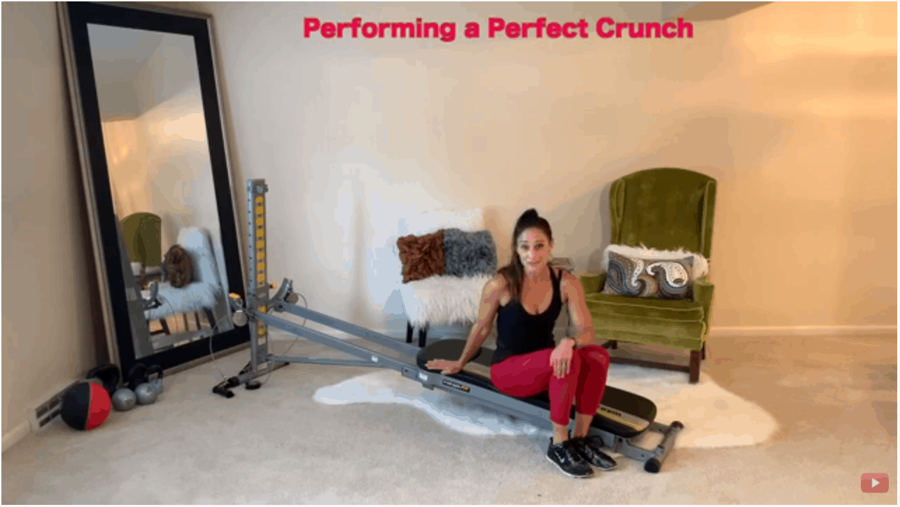 How to Perform the Perfect Crunch