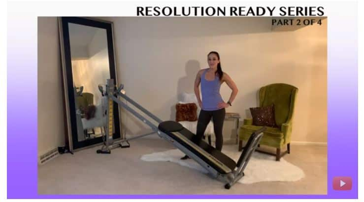 Resolution Ready Series Part 2 –  Legs Strong