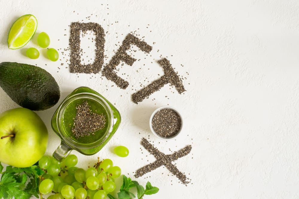 Tips to detox your body this Summer