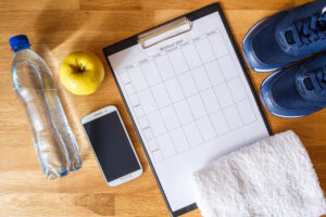 Don't Give Up: Ways to Maintain Your Fitness and Health Commitments