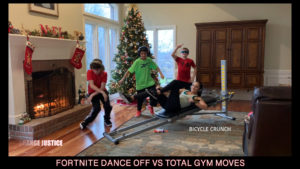 FORTNITE CHALLENGE: An Epic Game for an Epic Workout