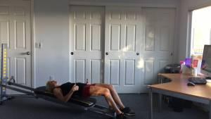 Five Minute Intense Total Gym Butt Workout
