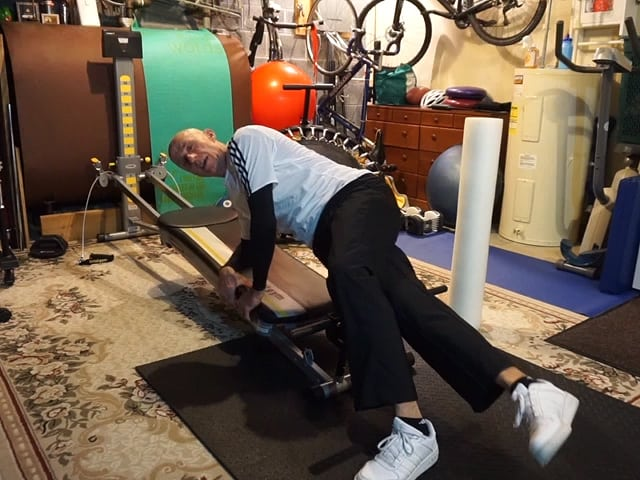 Total Gym Foam Roller Attachment, the Inventor's Story