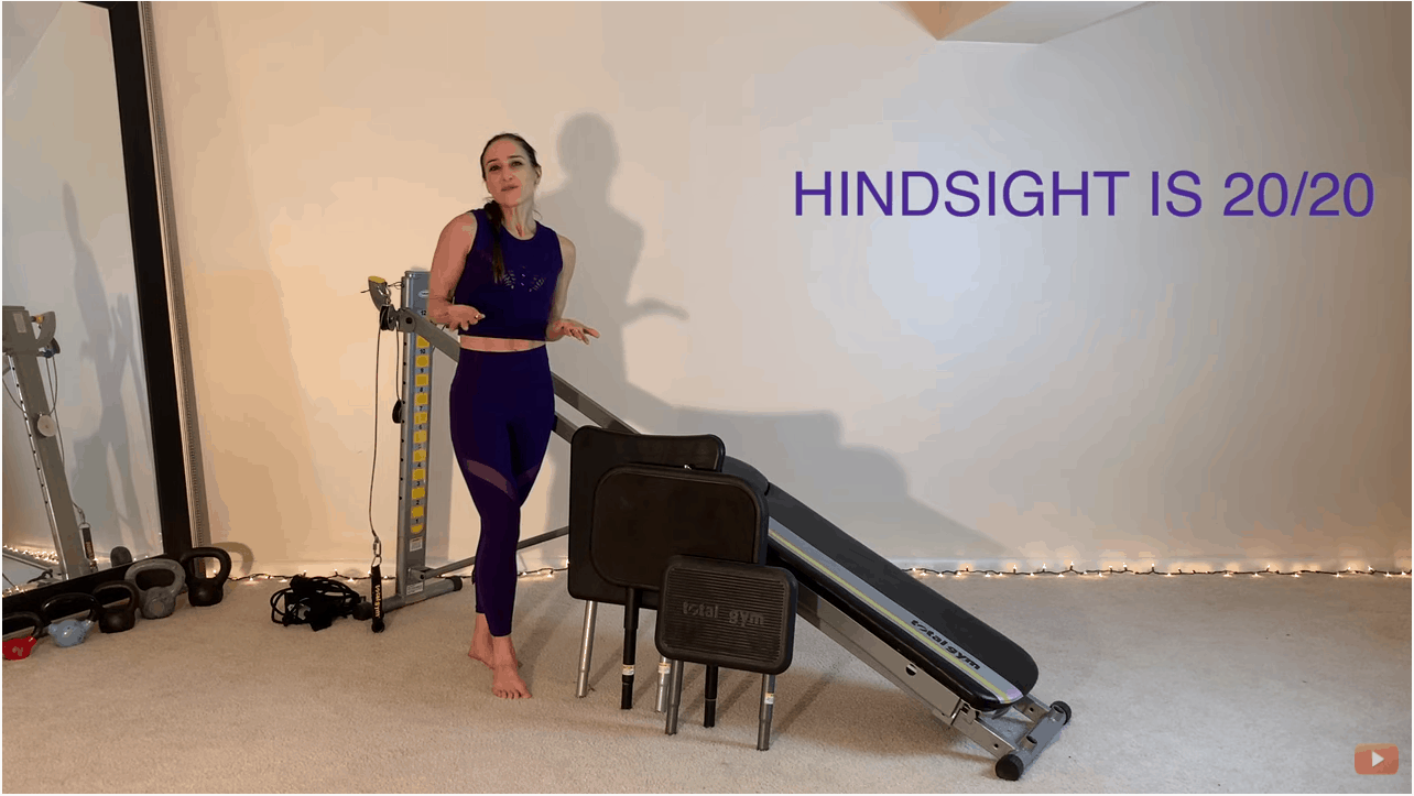 """HINDSIGHT IS 20/20 (or 2020)"" – Common Mistakes Effecting your Total Gym Workouts"