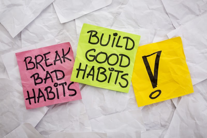 How to Set Good Habits and Keep Them