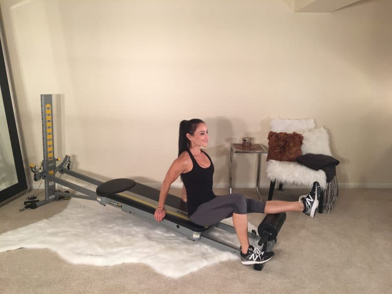 The NEW Total Gym Roller Attachment