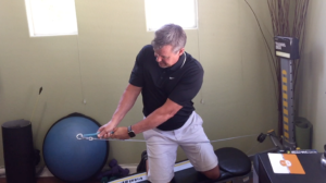 Improve Your Golf Game with Total Gym