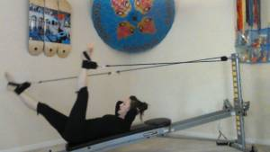 Legs, Knees and Calves – Pilates on the Total Gym