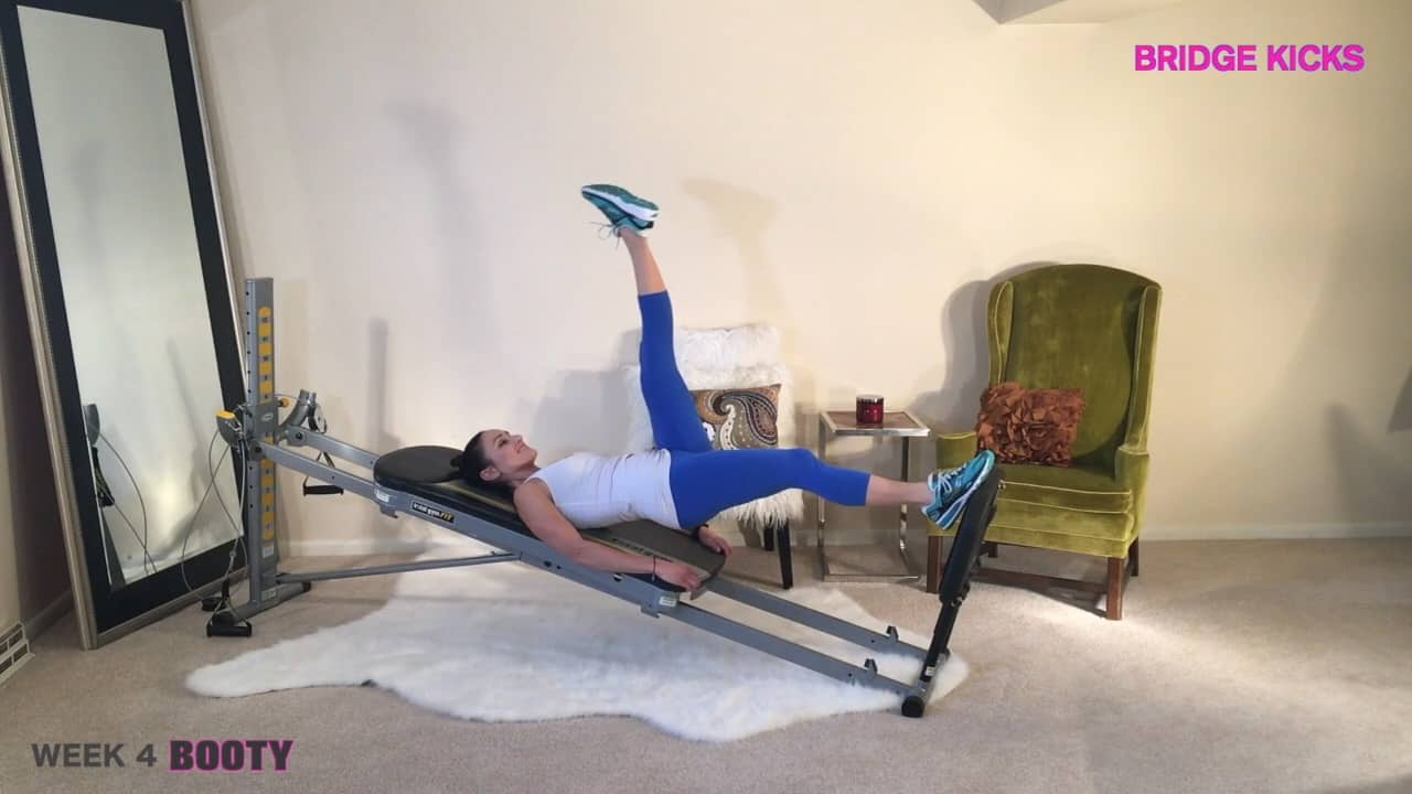 New Year Total Body Challenge – Week 4: Core Day