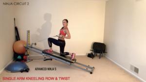 Ninja Warrior Training on Your Total Gym