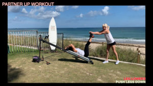 Partner Up On Your Total Gym