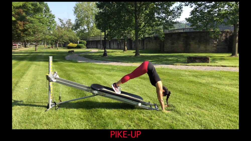 Plank It! Part 2 – Planks on the Total Gym