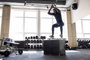 Plyometric Power, an Easy, Quick Workout