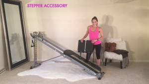 STEP IT UP – Total Gym STEP Workout
