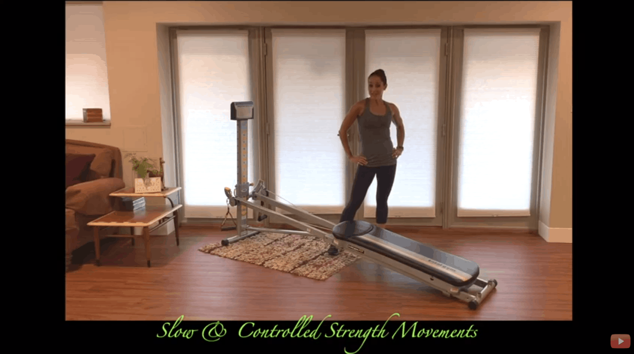 Slow Workouts: Part 2 – What are the benefits of slower Strength workouts?