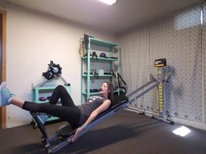 Total Gym Addict – Cassandra's STEP Workout