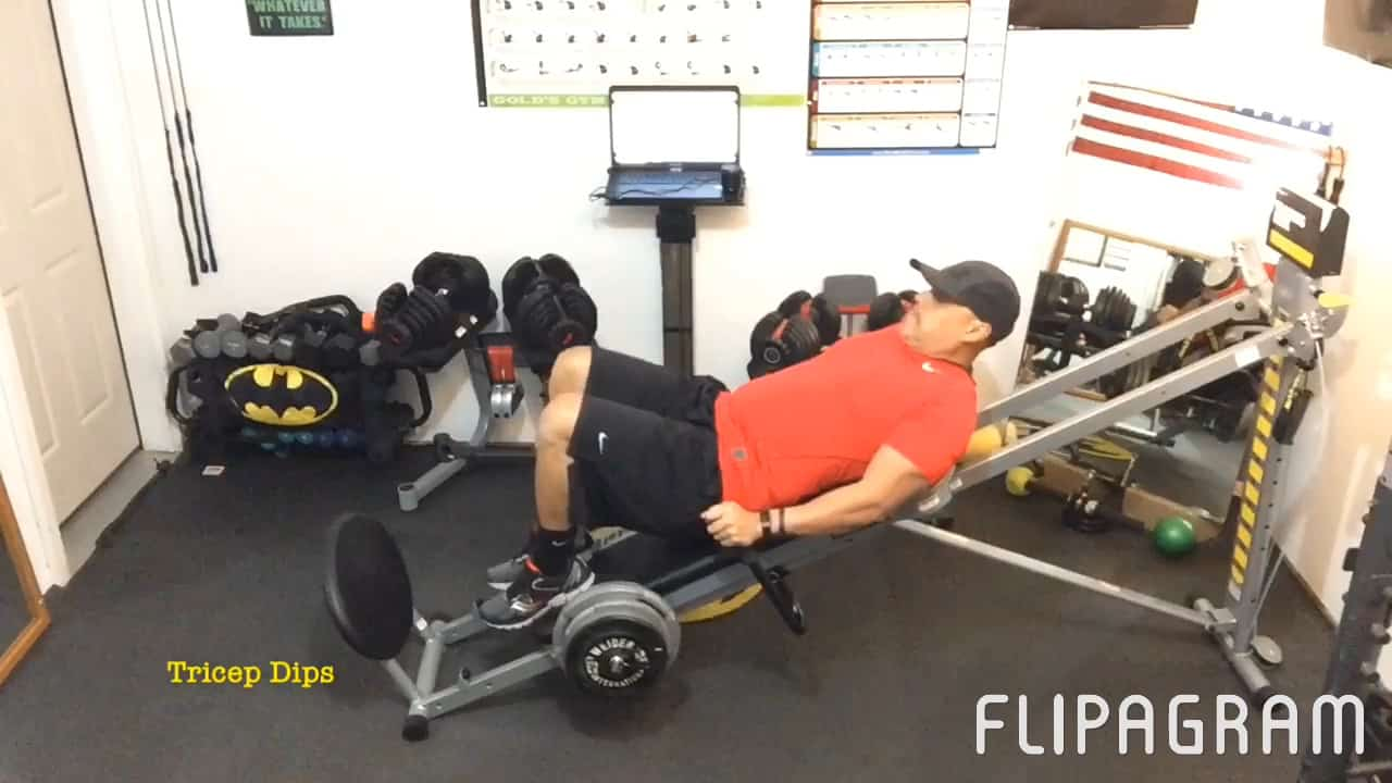 Total Gym Addicts – Marty's Arm Workout