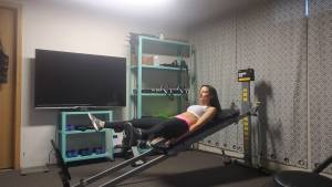 Total Gym Addicts – Real People Sharing Real Stories- Cassandra