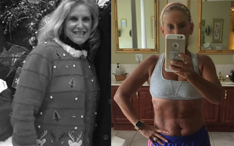 Total Gym Addicts – Lisa's Story
