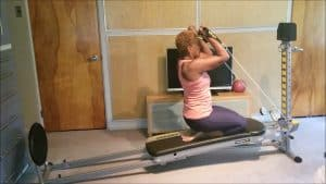 Total Gym and Barre: Hybrid Workout