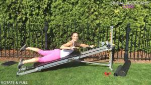 Brides, Get Fit for Your Wedding! – Total Gym Bridal Bootcamp