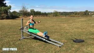 Endurance Building Workout: Week 1