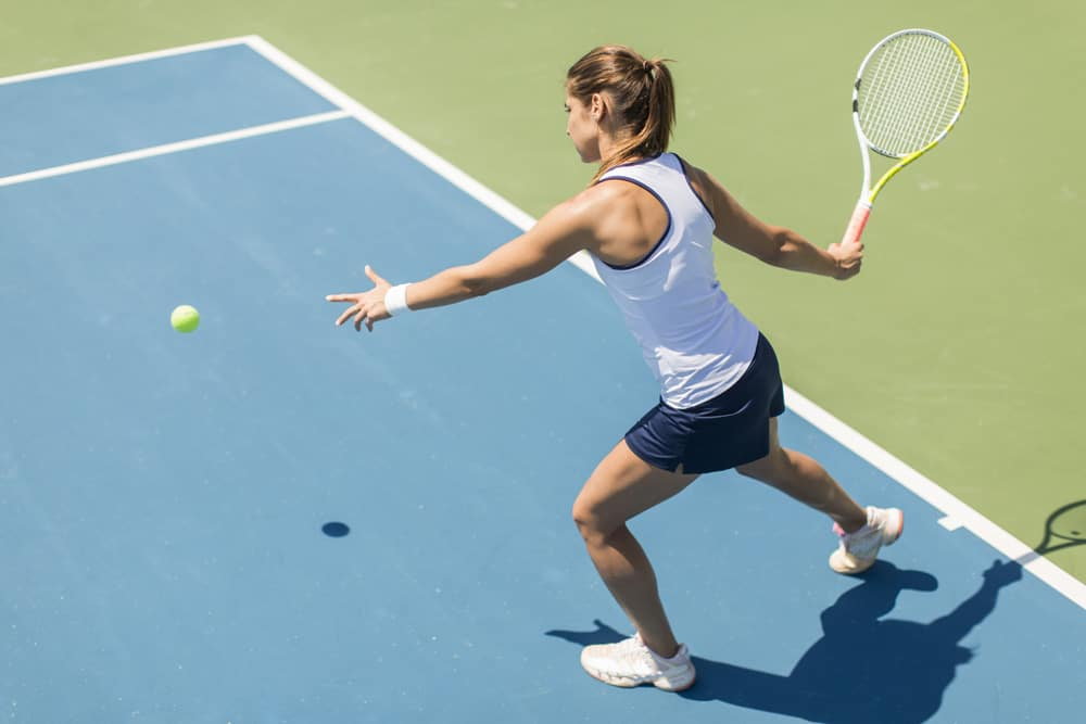 Total Gym Exercises for Hardcourt Tennis Preparation