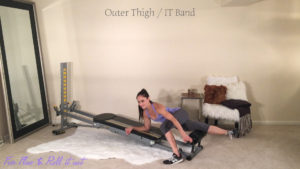 Total Gym Foam Rolling Exercises