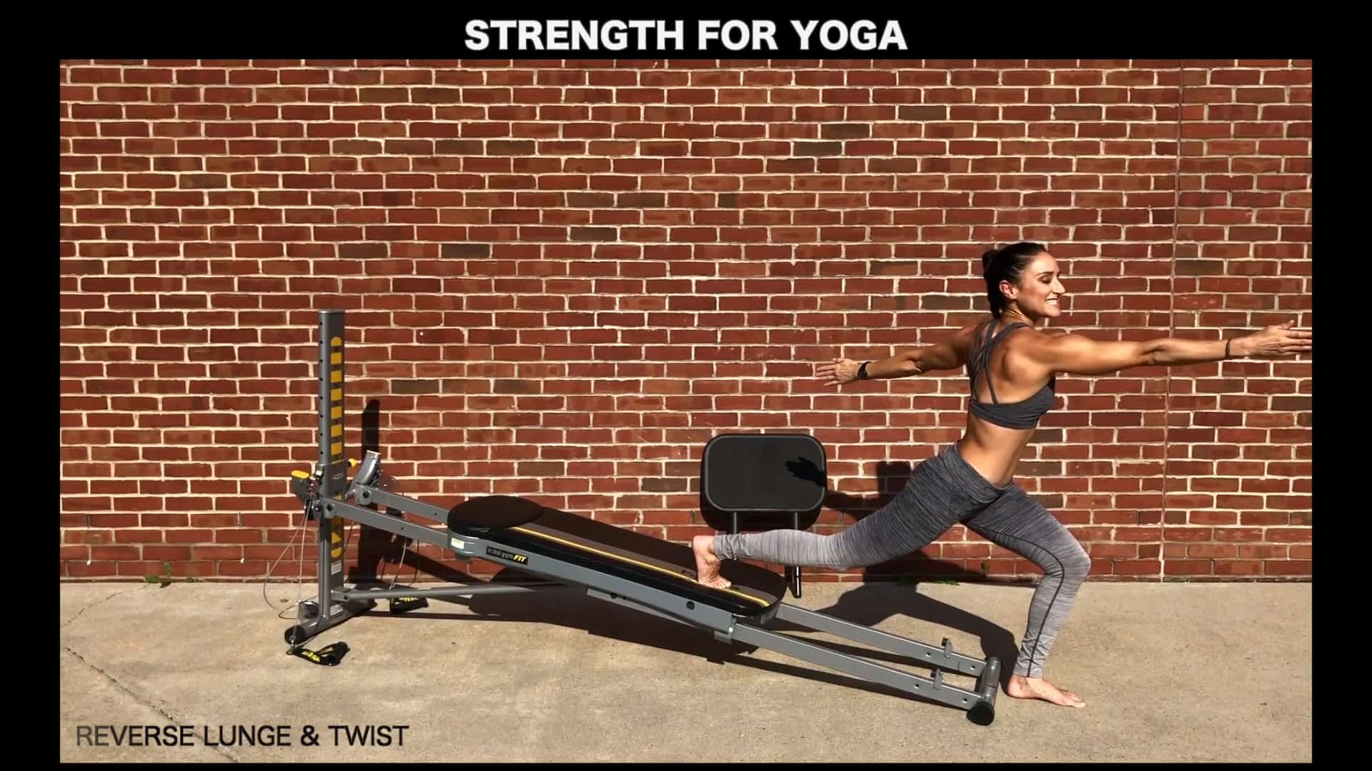 Total Gym Strength Exercises to Improve Your Yoga Practice