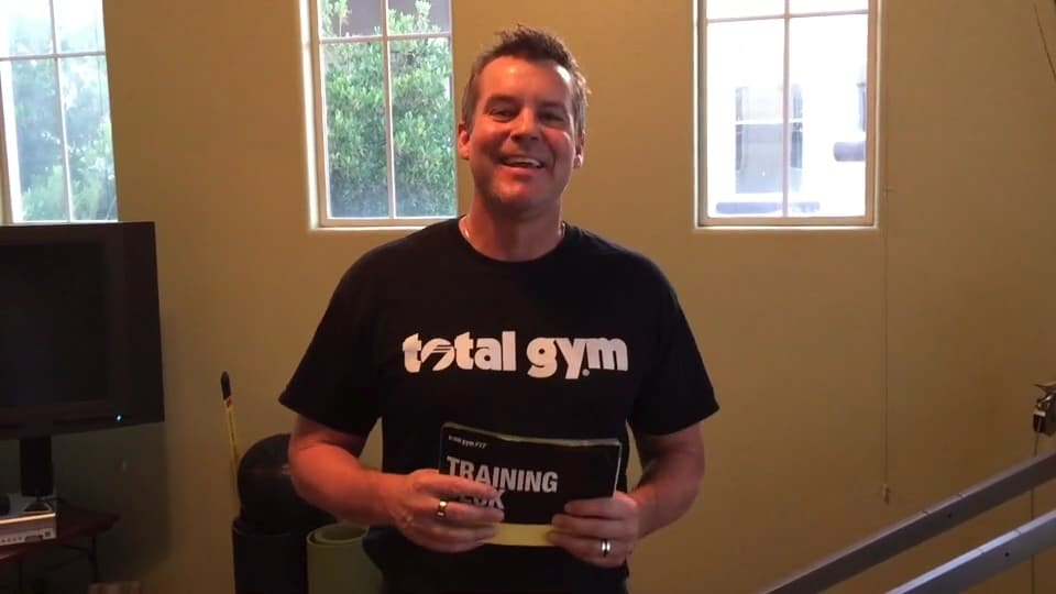 The Total Gym Training Deck