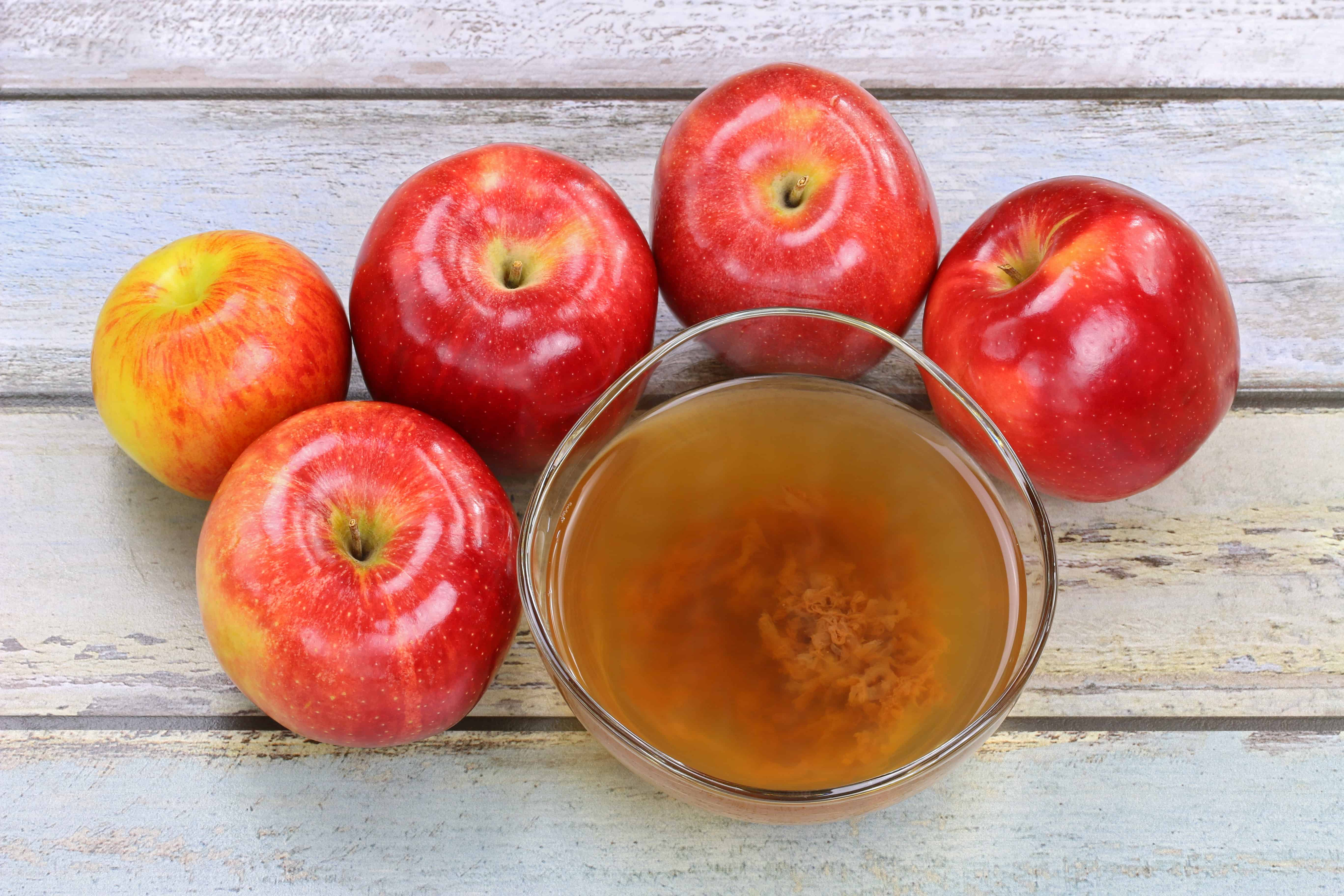 5 Great Ways to Use Apple Cider Vinegar