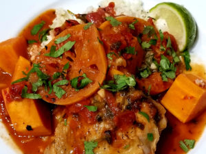 Easy one Pot Citrus Chicken Recipe