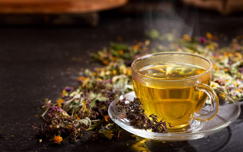 Health Benefits of Herbal Tea