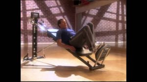Steve Guttenberg Uses Total Gym