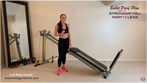 Bullet Proof Plan for a STRONGER YOU – Part 1: Legs