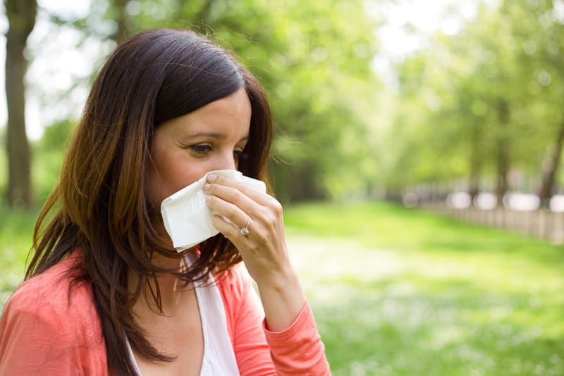 How to Deal with Seasonal Allergies