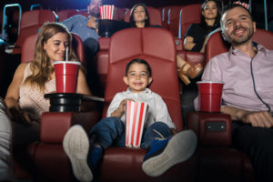 How to Say No to Temptations at the Movies