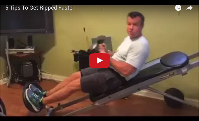 5 Tips for Getting Ripped Faster video