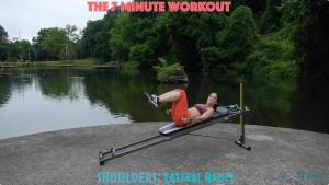Get Stronger – The 7-Minute Strength Training Workout