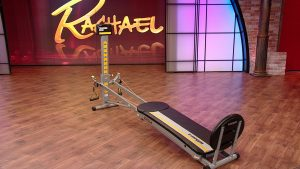 Check out Total Gym on the Rachael Ray Show!